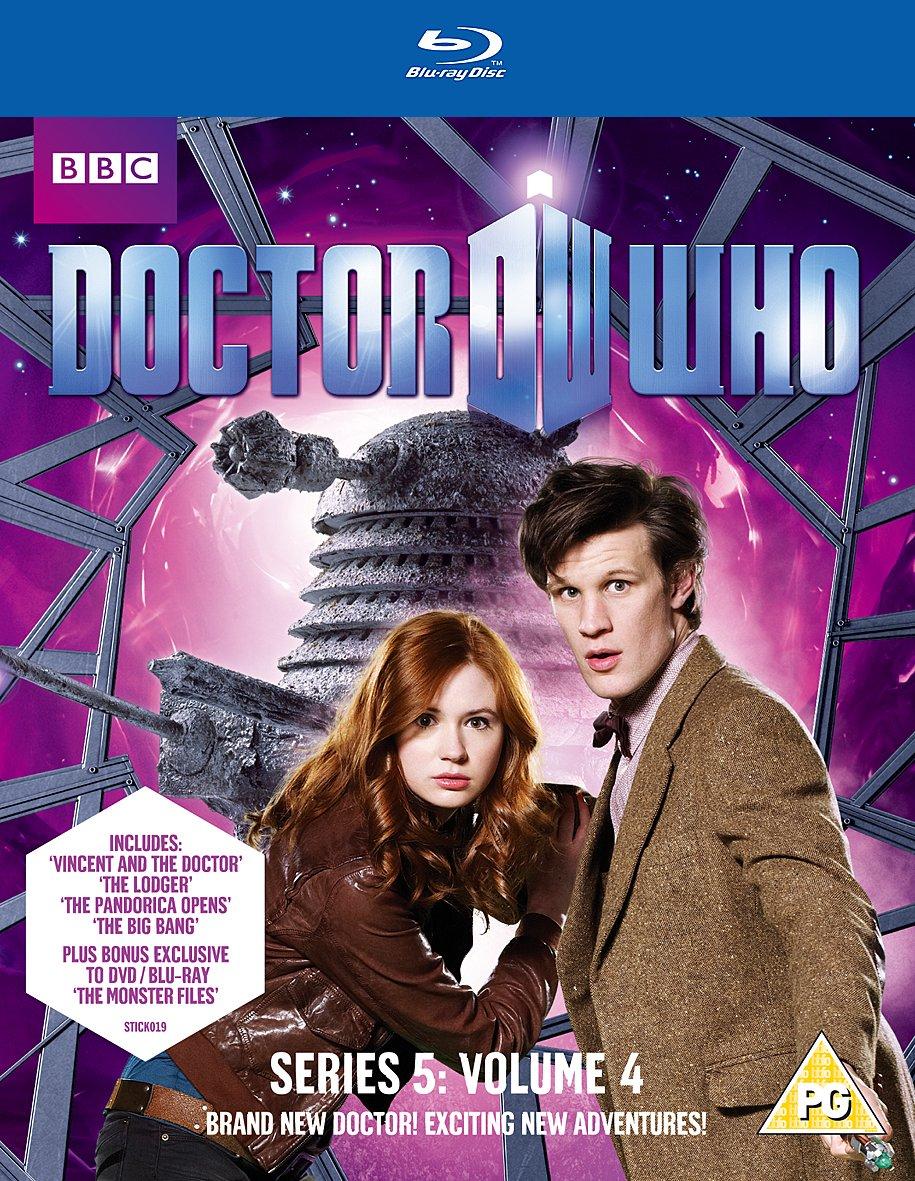 Doctor Who - Series 5 Volume 4 Reino Unido Blu-ray: Amazon.es: Matt Smith, Karen Gillan, Matt Smith, Karen Gillan: Cine y Series TV
