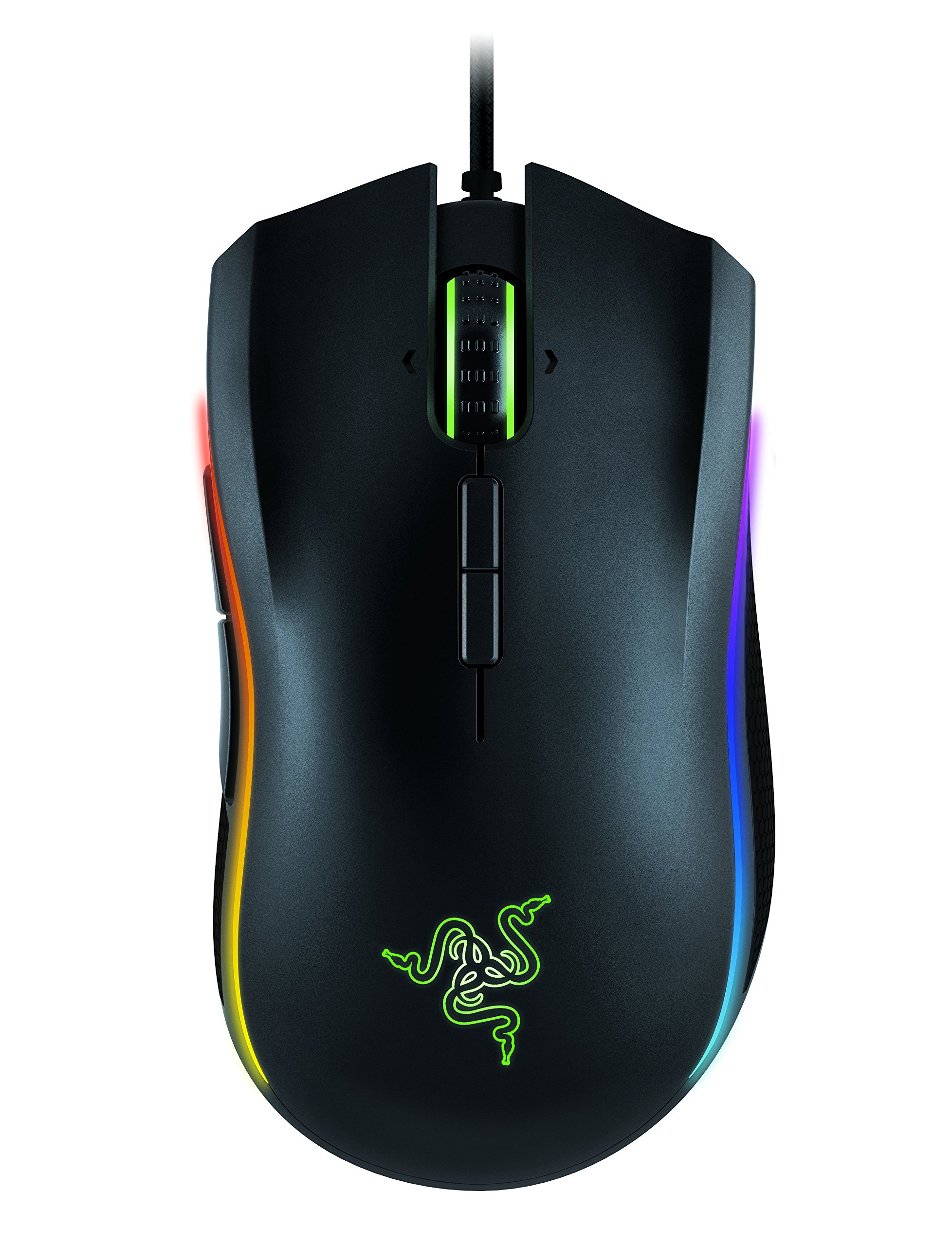 Razer Mamba Tournament Edition - Professional Grade Chroma Ergonomic Gaming Mouse - 16,000 DPI - eSport Performance by Razer
