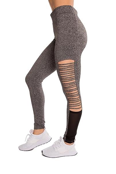 Amazon.com: Elan Verve Fitness activo para mujer panel de ...