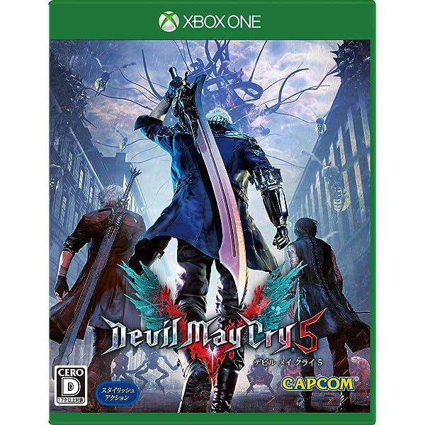 デビル メイ クライ 5 - XboxOne