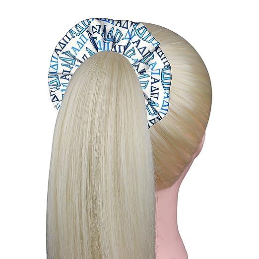Alpha Delta Pi Elastic Hair Ties Bands