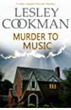 Murder to Music (A Libby Sarjeant Murder Mystery Book 8)