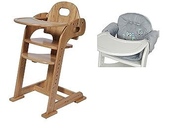 Hochstühle Für Babys Und Kleinkinder ~ Kinder treppenhochstuhl tiamo hochstuhl mit sitzverkleinerer eule