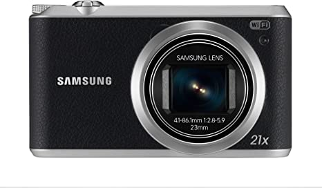 Samsung WB350F - Cámara compacta de 16.5 MP (Pantalla táctil de 3