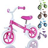 LCP Kids TRAX balance bike for children up 2 years, color: pink