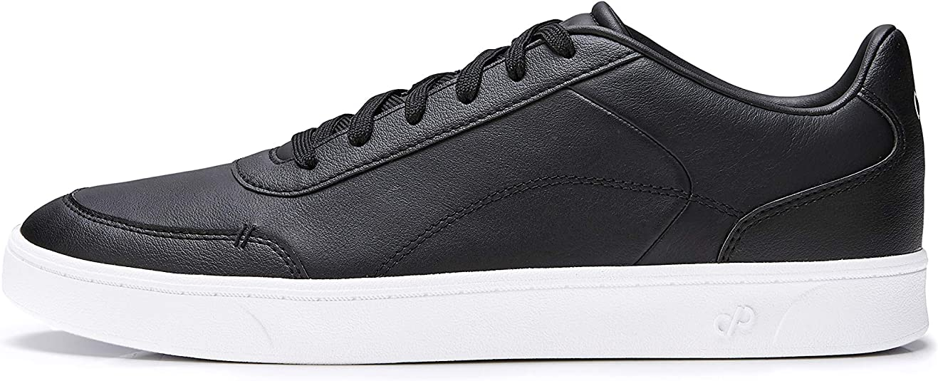 CARE OF by PUMA Men's Leather Low-Top