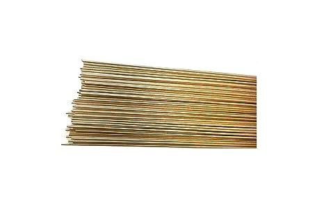 Safrabraze AG40 - Varillas de soldadura de plata (40% sin cadmio, 2,