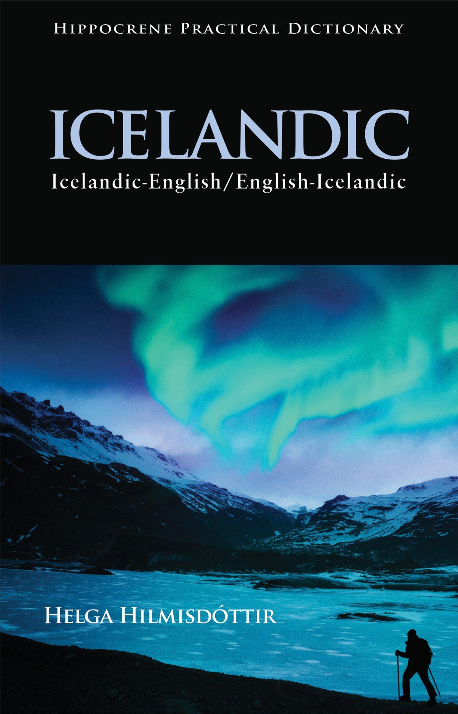 Image for Icelandic-English/English-Icelandic Practical Dictionary