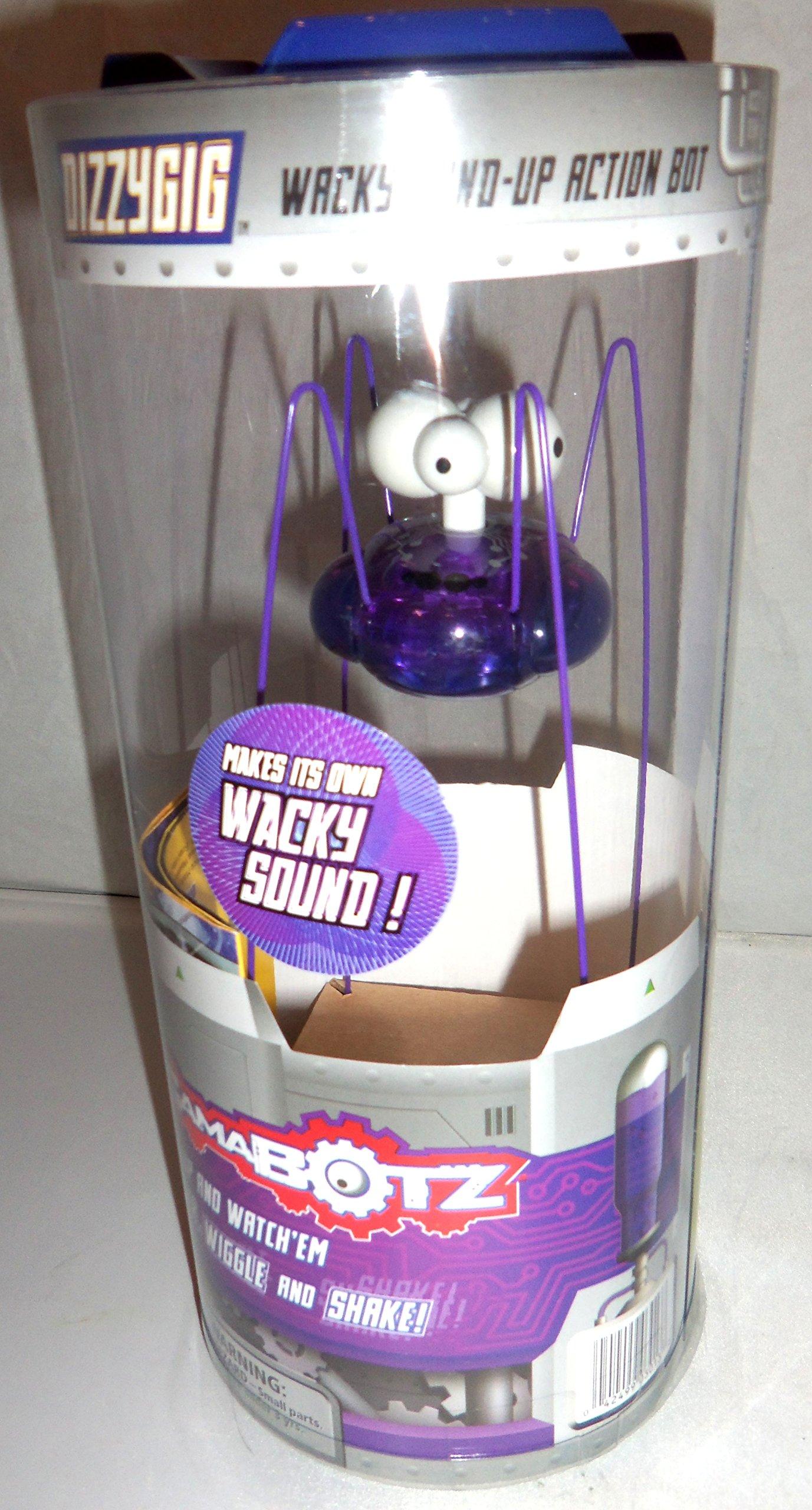 Uncle Milton's Thingamabotz ''Dizzygig'' Wind-up Toy 8''