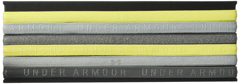 (アンダーアーマー) UNDER ARMOUR(アンダーアーマー) UA Heather Mini Headband (6pk) B071F9L3TM One Size|Talc Blue (586)/Talc Blue Talc Blue (586)/Talc Blue One Size