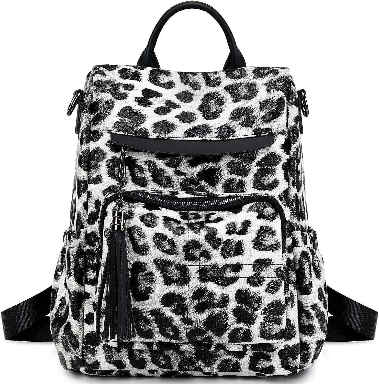 Womens Backpack Purse Casual Fashion Backpack Shoulder Bag Travel Daypack