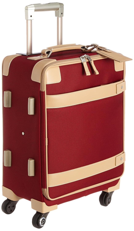 [プロテカ]Proteca 日本製スーツケース ジーニオセンチュリーソフト 28L 3.3kg 機内持込可 ラゲージカバー付 B011HDNI2U ビンテージボルドー ビンテージボルドー