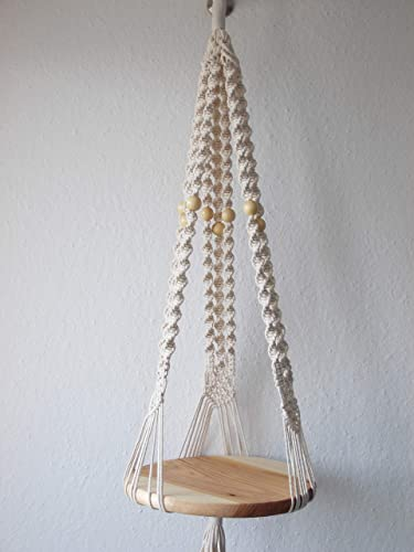 Amazon Com Macrame Plant Hanger 100 Cotton Rope 42 110 Cm