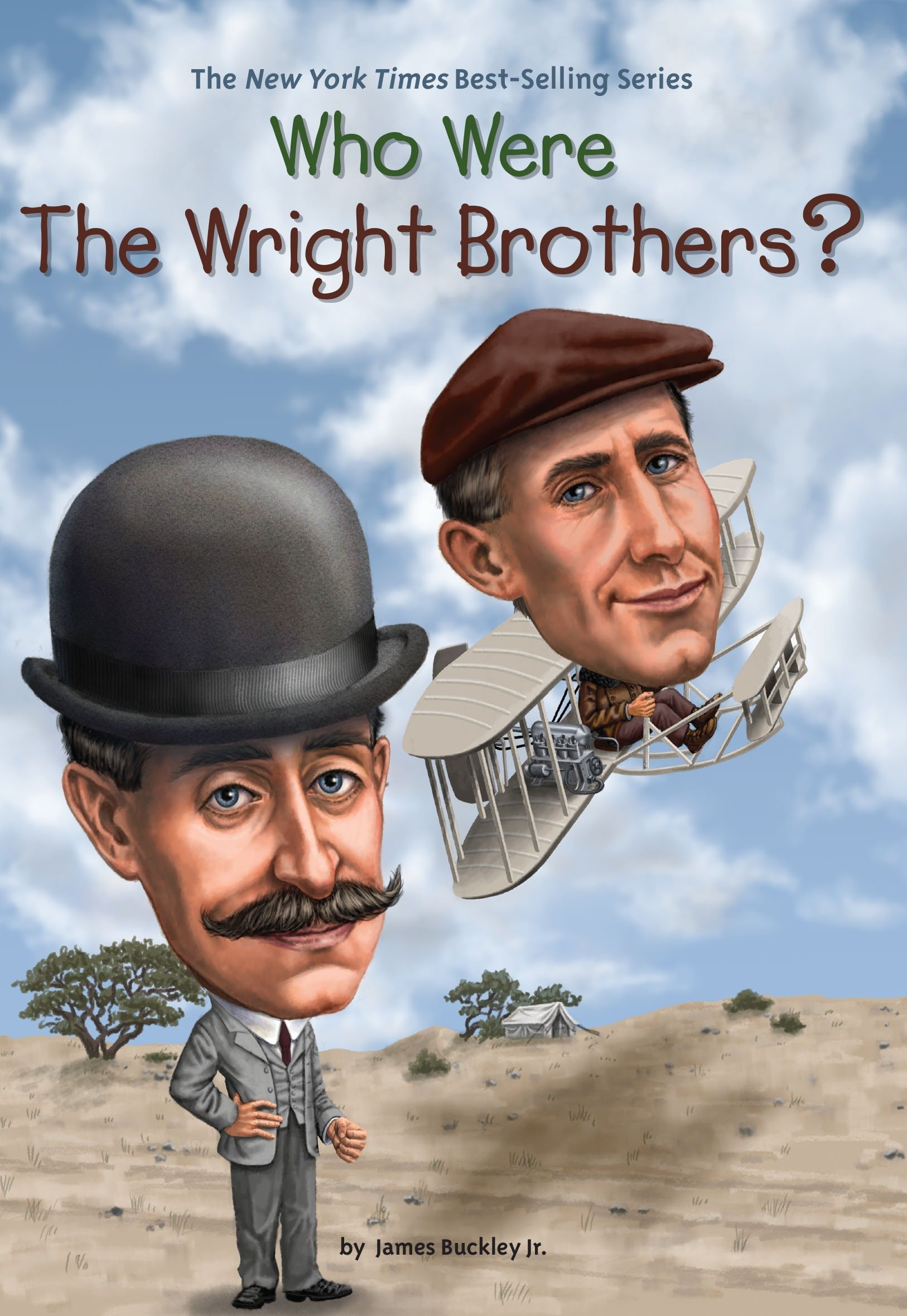 Who Were the Wright Brothers? (Who Was?) PDF