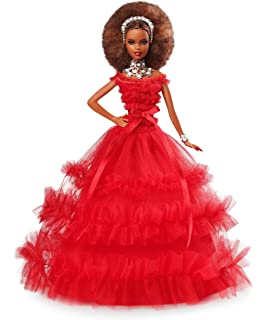 Barbie 2018 Holiday Doll Brunette