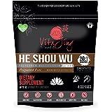 VitaJing He Shou Wu Powder Extract ORGANIC 20:1 CONCENTRATION (2oz - 57gm) Prepared Fo-T