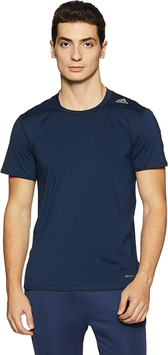 adidas TF Base Fitted Camiseta, Hombre