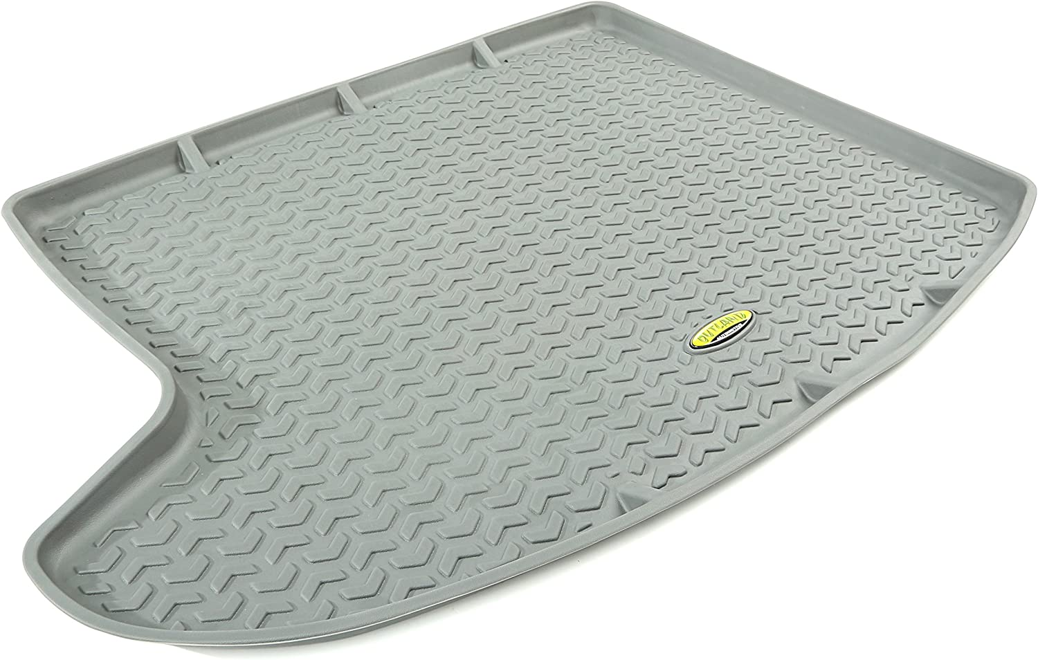 Outland 391398827 Tan Front Rear and Cargo Floor Liner Kit For Select Jeep Compass and Patriot Models