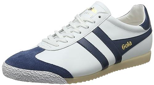 Gola Varsity, Zapatillas para Hombre, Blanco (White/Navy/Red WR), 45 EU