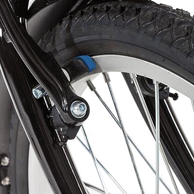 Fat-Cat Bike Brake Pads Brake Kit Brake Shoes Pads Cable Guide Protector 70mm Bicycle V-Brake Pad Set Work with MTB V-Brake System 2 Pairs 4 pcs