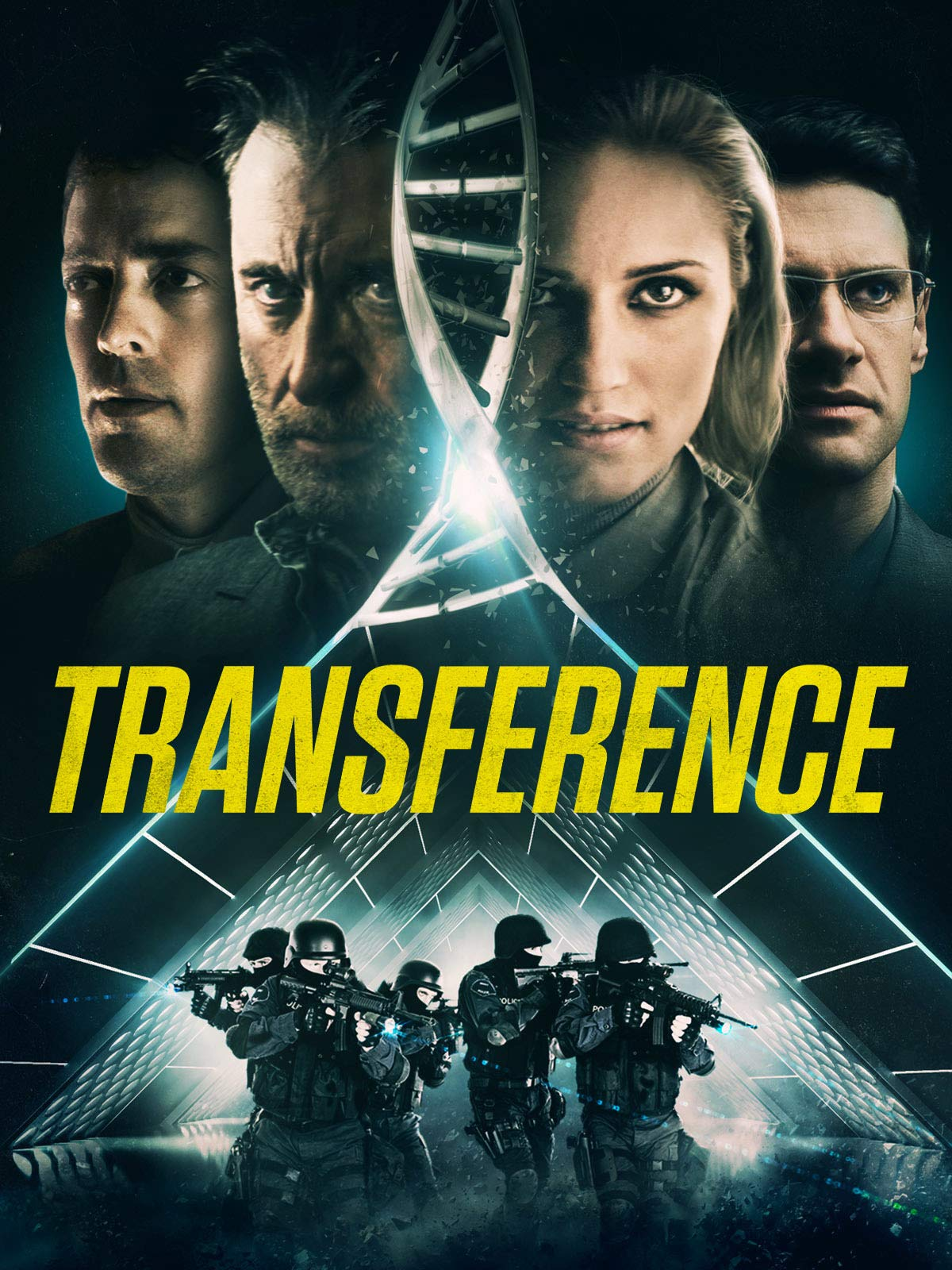 فيلم Transference 2020 مترجم