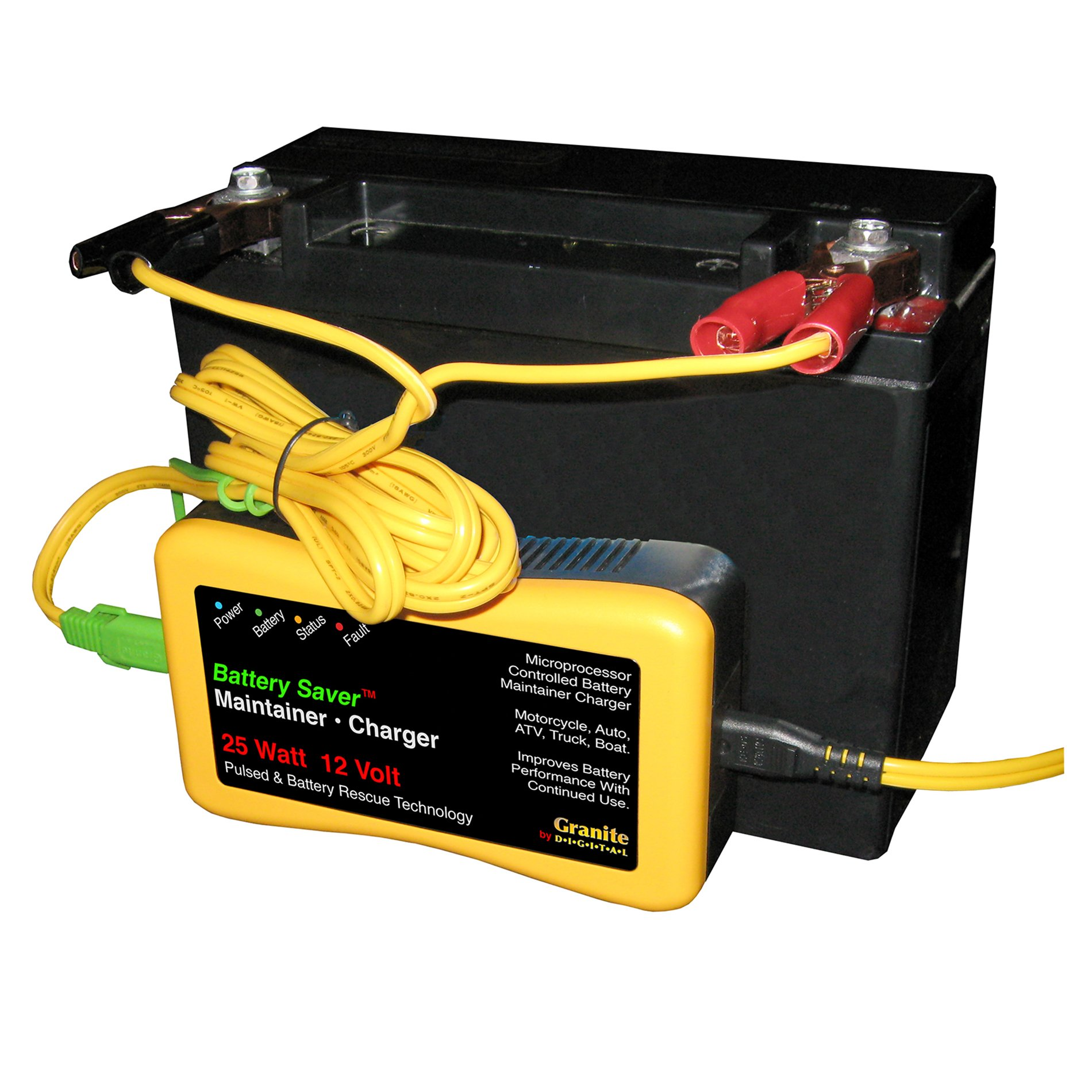 Save A Battery 3015 12 Volt/25 Watt Battery Saver/Maintainer and Battery Rescue by Battery Saver (Image #6)
