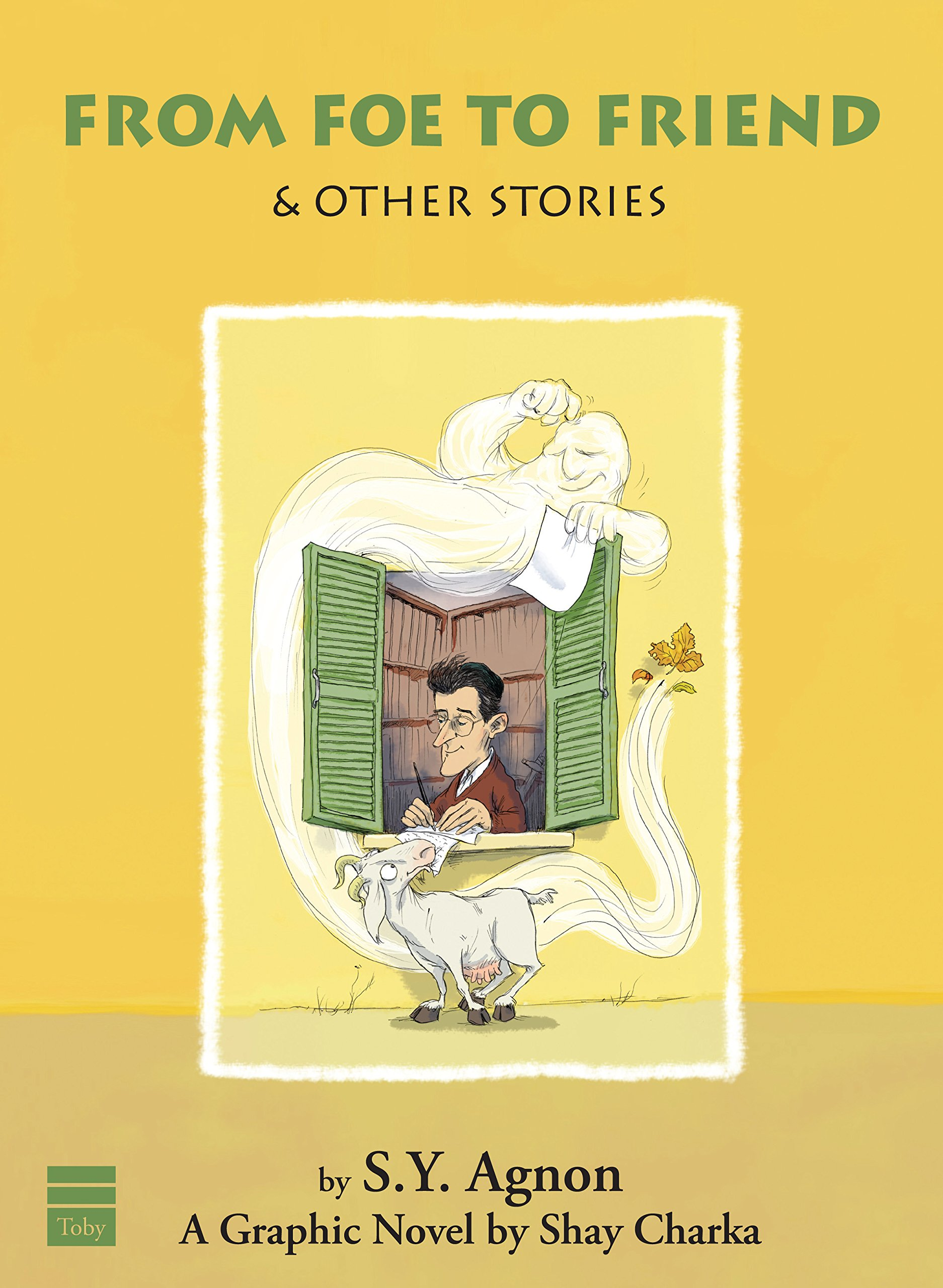 Read Online From Foe to Friend & Other Stories: A Graphic Novel by Shay Charka ebook