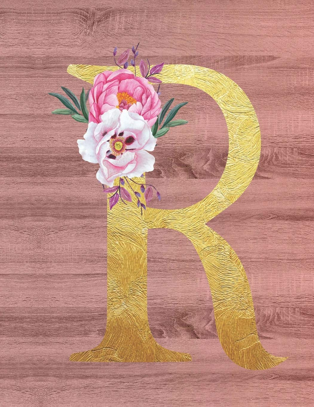 Games With Gold August 2020.Amazon Com R Monogram Planner Initial R Floral Letter