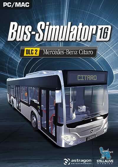 Amazon com: Bus Simulator 16: Mercedes-Benz Citaro [Online