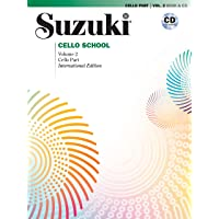 SUZUKI CELLO SCHOOL VOL 2 REV/