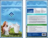 Milk Kefir Starter Cultures - 3 sachets for up to 100 liters of Kefir - Highest quality