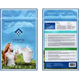 Milk Kefir Starter Cultures - 3 sachets for up to 100 liters of Kefir - Highest quality