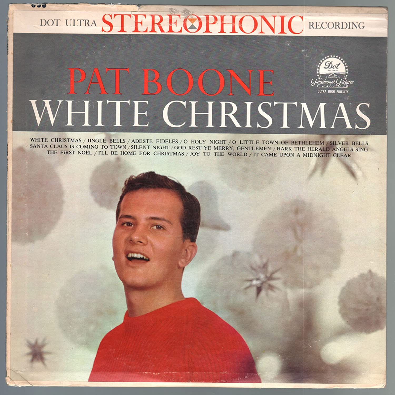 pat boone pat boone white christmas 1959 exvg amazoncom music - What Year Did White Christmas Come Out