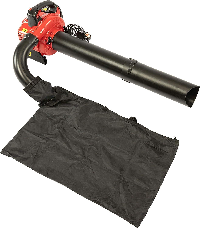 Maxx - Soplador de hojas de gasolina, función 3 en 1, soplador de hojas, aspirador y trituradora – 350 km/h – 45 L: Amazon.es: Bricolaje y herramientas