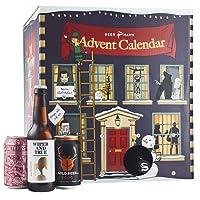 Beer Hawk Great British Beer Advent Calendar 2018 - 24 Craft Beer Selection Christmas Gift Set