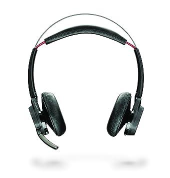 804cd6c899d Plantronics Voyager Focus UC B825-M Stereo Bluetooth: Amazon.co.uk ...