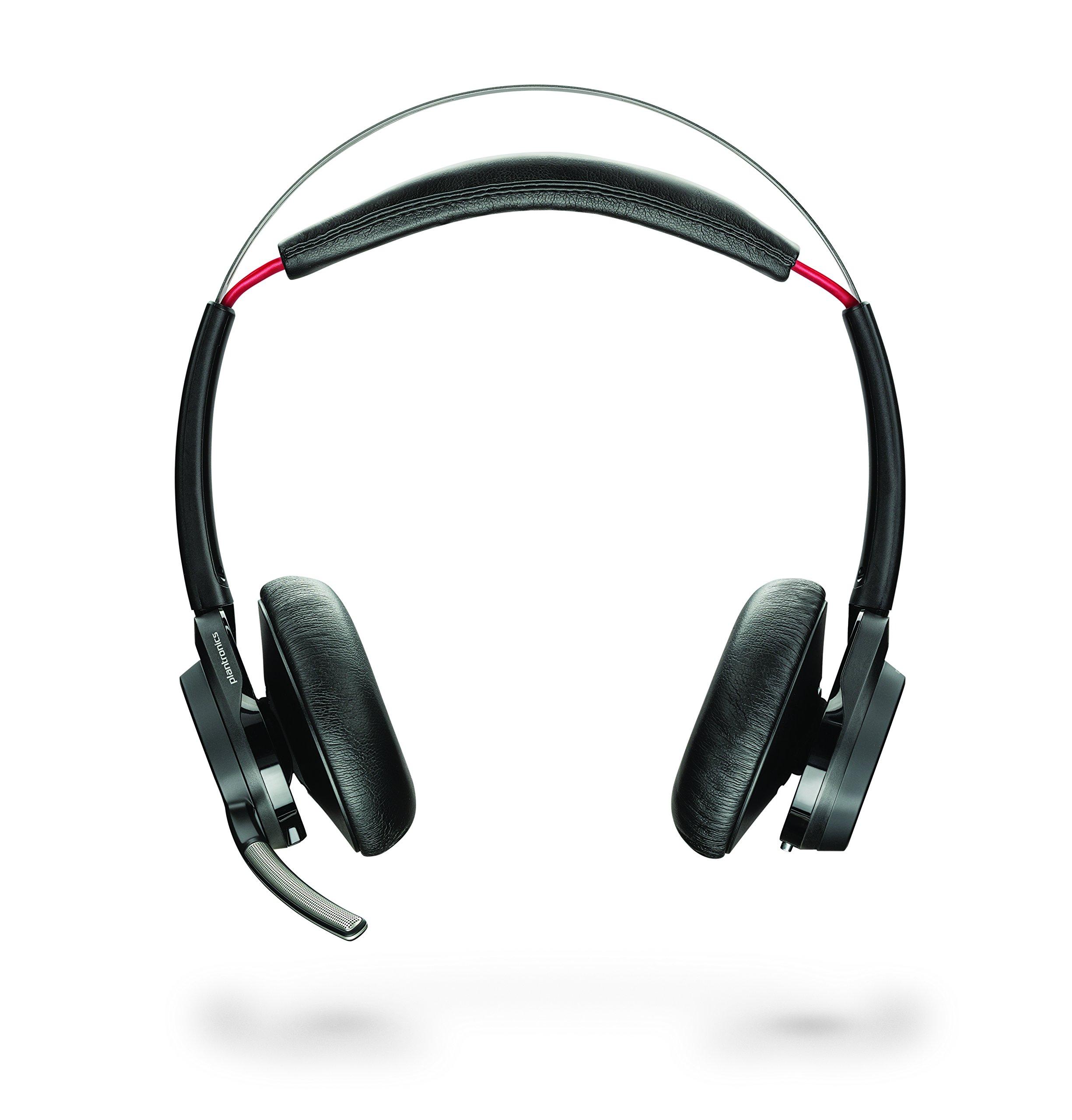 Auriculares Plantronics Voyager Focus Uc Stereo Bluetooth Headset Con Cancelacion De Ruido Activa (anc)