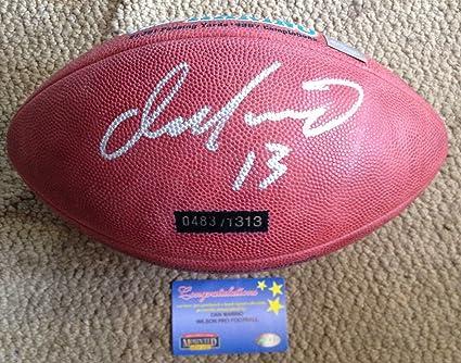 outlet store ee70d 03fd5 Amazon.com: Dan Marino Signed Autograph AUTO Autographed ...