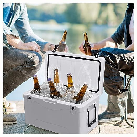 Amazon.com: Cooler, 64 cuartos de galón resistente al aire ...
