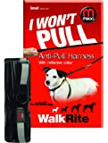 Mikki Training Anti-pull Harness with Reflective Collar - Small