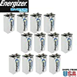 Energizer 12pk 9V Advanced Lithium Batteries LA522 Bulk