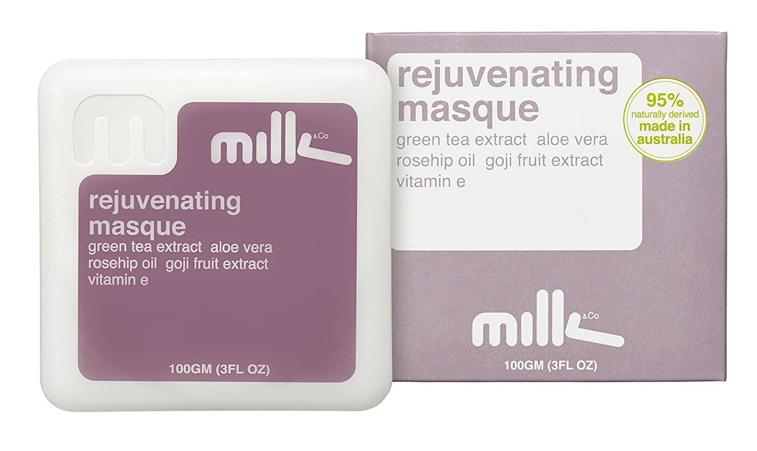 Amazon.com : Milk & Co. Lindy Klim Natural Rejuvenating Masque, 3 Fluid Ounce : Beauty
