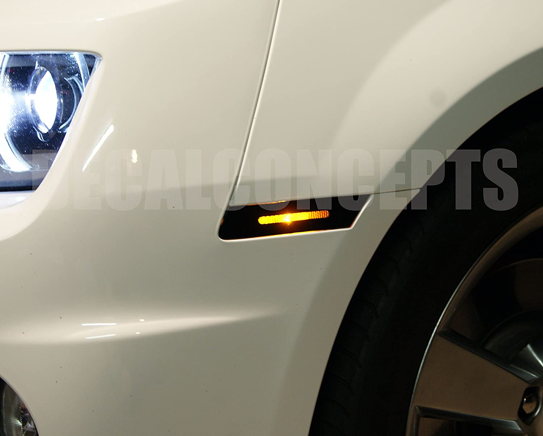 Dodge Ram Black Carbon Fiber Tailgate Emblem decal vinyl sticker 2011-2015 1500