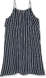 Tommy Hilfiger M/ädchen Top Girls Fine Stripe Slvls
