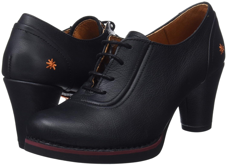 Art Damen schwarz) Memphis Pumps Schwarz (schwarz schwarz) Damen be7d83