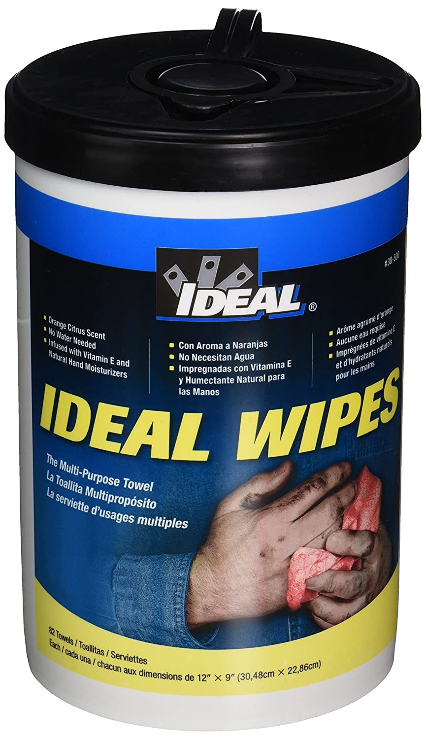 Amazon.com: Ideal 38-500 Wipes Multi-Purpose Towel, Pack of 1: Home Improvement