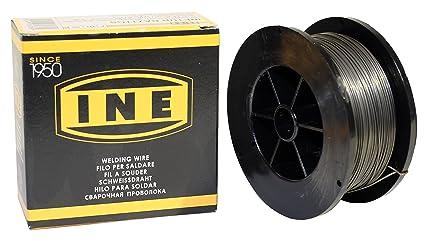 Proweltek-ine PR1036 - Bobina de aluminio de alambre/de soldadura ...