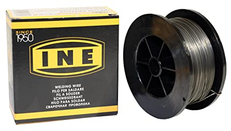 Proweltek-ine PR1036 - Bobina de aluminio de alambre/de soldadura mig-mag ø 0,8 mm 500 g: Amazon.es: Bricolaje y herramientas