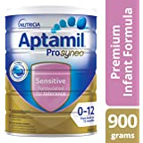 Aptamil Aptamil Prosyneo Sensitive Infant Formula (for Birth to 12 Months Babies), 900 g