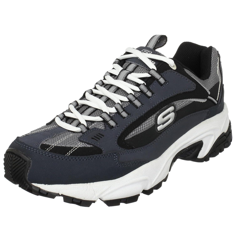 Skechers Go Walk 3 Charge - Zapatillas Hombre 7 D(M) US Marino / Negro